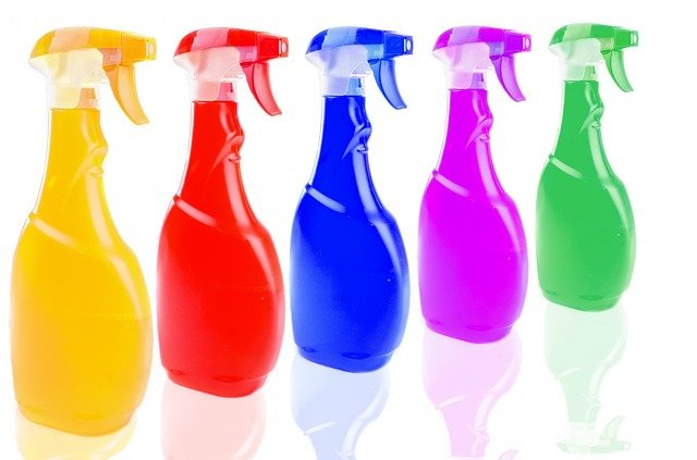 The Dirty Truth About Household Cleaners