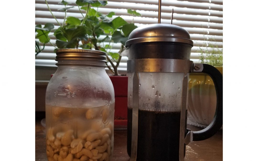 Cashew Milk Recipe