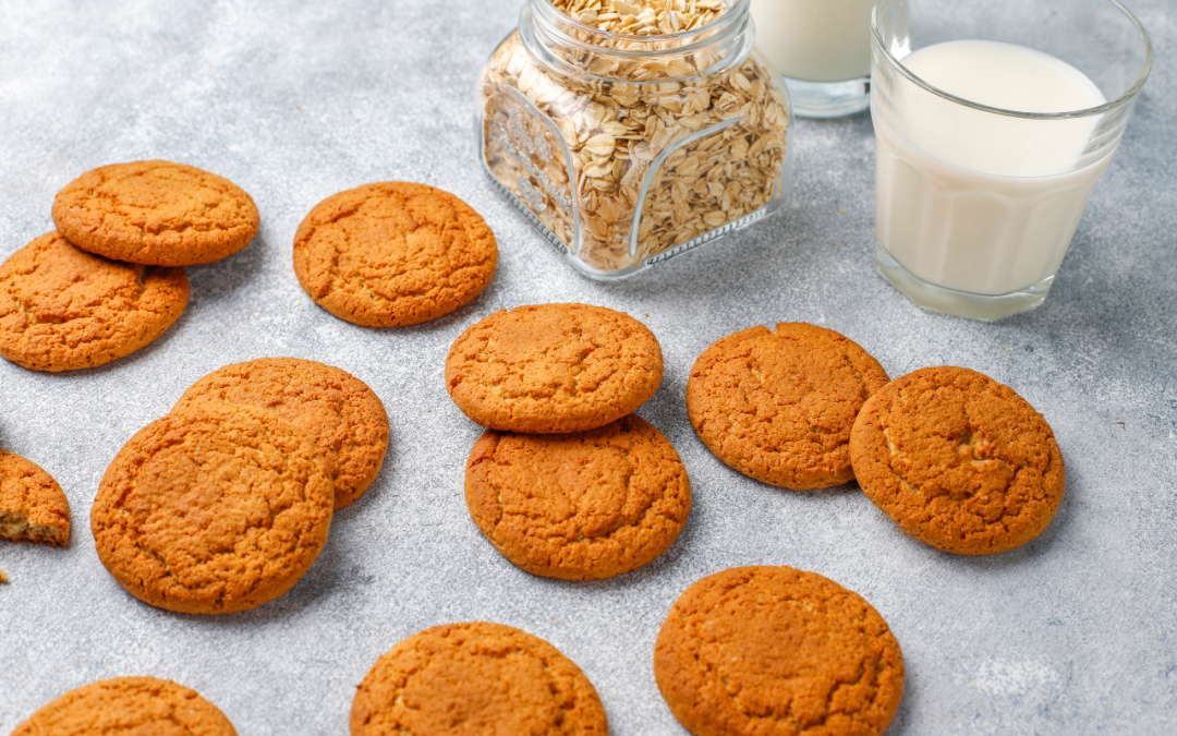 Vegan Persimmon Cookies Recipe