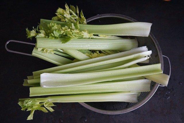 Celery: A Surprising Medicinal Herb